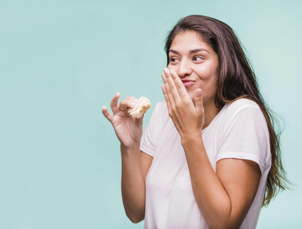 La importancia de masticar bien los alimentos